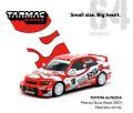 [予約]Tarmac(ターマック) 1/64 トヨタ アルテッツァ Macau Guia Race 2001 ドライバー:織戸 学