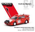 [予約]Tarmac(ターマック) 1/64 三菱 ランサー エボリューション VI WRC New Zealand Rally 1999 Winner ドライバー:Mäkinen/Mannisenmäki
