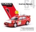 [予約]Tarmac(ターマック) 1/64 三菱 ランサー エボリューション モンテカルロラリー 2000 Winner