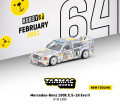 [予約]Tarmac(ターマック) 1/64 Mercedes-Benz 190 E 2.5-16 Evo II DTM 1992