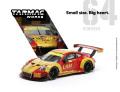 [予約]Tarmac(ターマック) 1/64 ポルシェ 911 GT3 R (991) Macau GT Cup - FIA GT World Cup 2018 #912 Earl Bamber