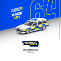 [予約]Tarmac(ターマック) 1/64 Volvo 850 Estate Police car