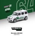 [予約]Tarmac(ターマック) 1/64 Mercedes-AMG G63 Dubai police