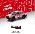 [予約]Tarmac(ターマック)1/64 トヨタ ハイラックス AXCR 2016 Show car