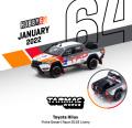 [予約]Tarmac(ターマック)1/64 Toyota Hilux Finke Desert Race 2019 Livery