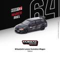 Tarmac(ターマック) 1/64 三菱 ランサー エボリューション Wagon Ralliart