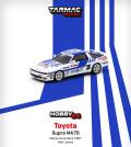 [予約]Tarmac(ターマック)1/64 Toyota Supra MA70 Macau Guia Race 1987