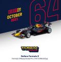 [予約]Tarmac(ターマック)1/64 Dallara formula 3 Formula 3 Macau Grand Prix FIA F3 World Cup 2019