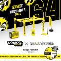 [予約]Tarmac(ターマック)1/64 Garage Tools Set Mooneyes