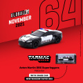 [予約]Tarmac(ターマック)1/64 Aston Martin DBS Superleggera Police Car