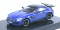 [予約]Tarmac(ターマック) 1/64 HOBBY64 Mercedes-AMG GT-R Brilliant Blue