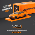 [予約]Tarmac(ターマック)1/64 Mercedes-Benz C63 AMG Black Series オレンジ