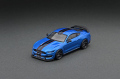 Tarmac(ターマック) 1/64 Ford Mustang Shelby GT350R Blue Metallic