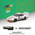 [予約]Tarmac(ターマック)1/64 Porsche 935/77 DRM Zolder Bergischer Löwe 1977 #51