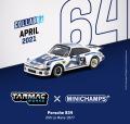 [予約]Tarmac(ターマック)1/64 Porsche 934 24h Le Mans 1977 #58