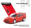 [予約]Tarmac(ターマック) 1/64 Mitsubishi Lancer Evolution VI  Tommi Makinen Edition