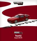[予約]Tarmac(ターマック)1/64 Toyota Supra MA70 レッド