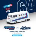 [予約]Tarmac(ターマック)1/64 フォルクスワーゲン T1 Panel Van Martini Racing