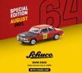 Tarmac(ターマック)1/64 BMW 2002 Rally Monte Carlo 1969