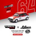[予約]Tarmac(ターマック)1/64 フォルクスワーゲン Golf I GTI Rally Monte Carlo 1980