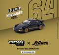 [予約]Tarmac(ターマック)1/64 Porsche 911 (964) Turbo ブラック