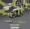 [予約]Tarmac(ターマック)1/64 Land Rover Defender Royal Military Police