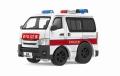 [予約]TINY(タイニー) TinyQ トヨタ ハイエース 警察車両
