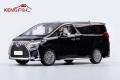 [予約]KENGFai(ケンファイ) 1/18 トヨタ レクサス LM300h パールブラック ※右ハンドル仕様