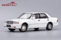 [予約]KENGFai(ケンファイ) 1/18 トヨタ クラウン 155 パールホワイト ※左ハンドル仕様