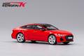 [予約]KENGFai(ケンファイ) 1/64 Audi 2021 RS7 C8 レッド