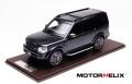 [予約]MOTORHELIX(モーターへリックス) 1/18 Land Rover Discovery 4 (2016) Santorini Black
