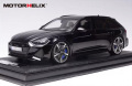 [予約]MOTORHELIX(モーターへリックス) 1/18 Audi RS6 Avant C8 2019 メタリックブラック ★世界限定 99台