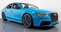 [予約]MOTORHELIX(モーターへリックス) 1/18 Audi S8 plus Baby Blue