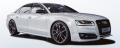 [予約]MOTORHELIX(モーターへリックス) 1/18 アウディ S8 Plus 2017 アイビスホワイト
