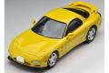 トミカリミテッドヴィンテージネオ 1/64 アンフィニ RX-7(FD3S) タイプR(黄)