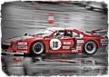 [予約]Tecnomodel(テクノモデル) 1/18 フェラーリ 308 GTB ターボ シルバーストーン6時間 1981 #18 Carclo Facetti/Martini Finotto