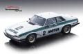 [予約]Tecnomodel(テクノモデル) 1/18 ジャガー XJS ブルーノグランプリ 1983 優勝車 #2 T.Walkinshaw-C.Nicholson T.W.R ジャガー レーシングチーム