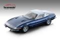 [予約]Tecnomodel(テクノモデル) 1/18 フェラーリ 365 GTB/4 デイトナ クーペ スペチアーレ 1969 メタリックブルー