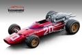 [予約]Tecnomodel(テクノモデル) 1/18 フェラーリ 312 F1-67 モナコGP 1967 #20 C. Amon