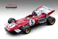 [予約]Tecnomodel(テクノモデル) 1/18 フェラーリ 312 B2 F1 ドイツGP 1971 #5 M.Andretti