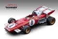 [予約]Tecnomodel(テクノモデル) 1/18 フェラーリ 312 B2 F1 モナコGP 1971 #4 J. Ickx
