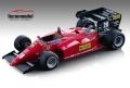 [予約]Tecnomodel(テクノモデル) 1/18 フェラーリ 126 C4-M2 ヨーロッパG.P. 1984 #28 R.Arnoux