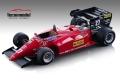 [予約]Tecnomodel(テクノモデル) 1/18 フェラーリ 126 C4-M2 ヨーロッパG.P. 1984 #27 M. Alboreto