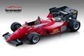 [予約]Tecnomodel(テクノモデル) 1/18 フェラーリ 126 C4-M2 選手権1984 プレゼンテーション