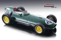 [予約]Tecnomodel(テクノモデル) 1/18 ロータス 16 イギリスGP 1959 #28 Graham Hill