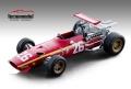 [予約]Tecnomodel(テクノモデル) 1/18 フェラーリ 312F1/68 フランスGP 1968 #26 Jacky Ickx 優勝車