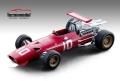 [予約]Tecnomodel(テクノモデル) 1/18 フェラーリ 312F1/68 オランダGP 1968 #10 Jacky Ickx