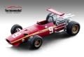 [予約]Tecnomodel(テクノモデル) 1/18 フェラーリ 312F1/68 ドイツGP 1968 #9 Jacky Ickx