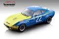 [予約]Tecnomodel(テクノモデル) 1/18 オペル GT1900 欧州GT選手権 モンツァ 1972 #22 Alberto Rosselli
