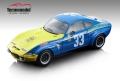 [予約]Tecnomodel(テクノモデル) 1/18 オペル GT1900 タルガ フローリオ 1972 #33 Rosadelle Facetti /Marie Claude Beaumont